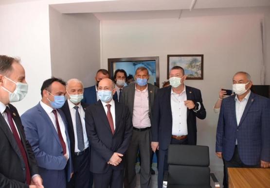 Cumhuriyet Halk Partisi Genel Başkan Yardımcısı Ali Öztunç Gümeli de