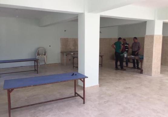 Merkez Cem Evi Baştan Sona Çalışmalar